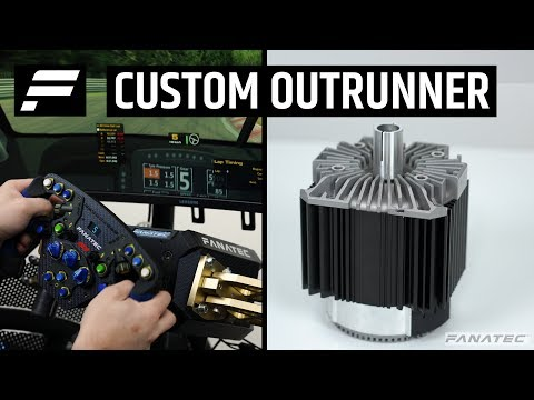 Podium Direct Drive Motor Dynamics | FANATEC