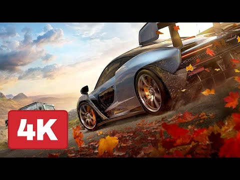 Forza Horizon 4 Reveal Trailer - E3 2018