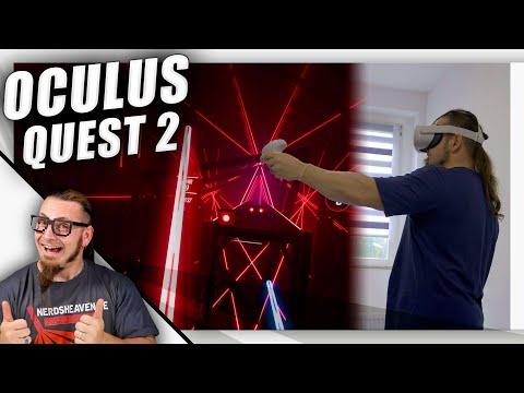 Oculus Quest 2 - Willkommen in der virtuellen Realität!
