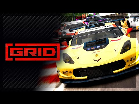 GRID | Official Launch Trailer | #LikeNoOther