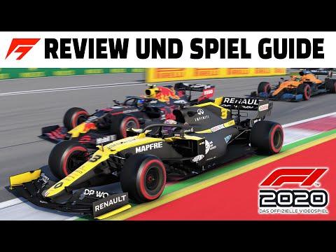 F1 2020 Review: Spielstart-Guide, Features und Tipps zum offiziellen Spiel