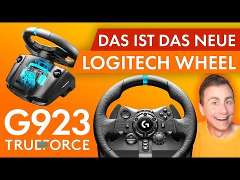 G29 2.0? Das neue Logitech G923 Lenkrad für PS4/Xbox/PC enthüllt!