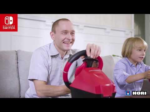 HORI Nintendo Switch Mario Kart Racing Wheel Pro Mini & Deluxe