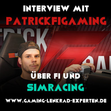 Interview mit F1-Experte patrickf1gaming