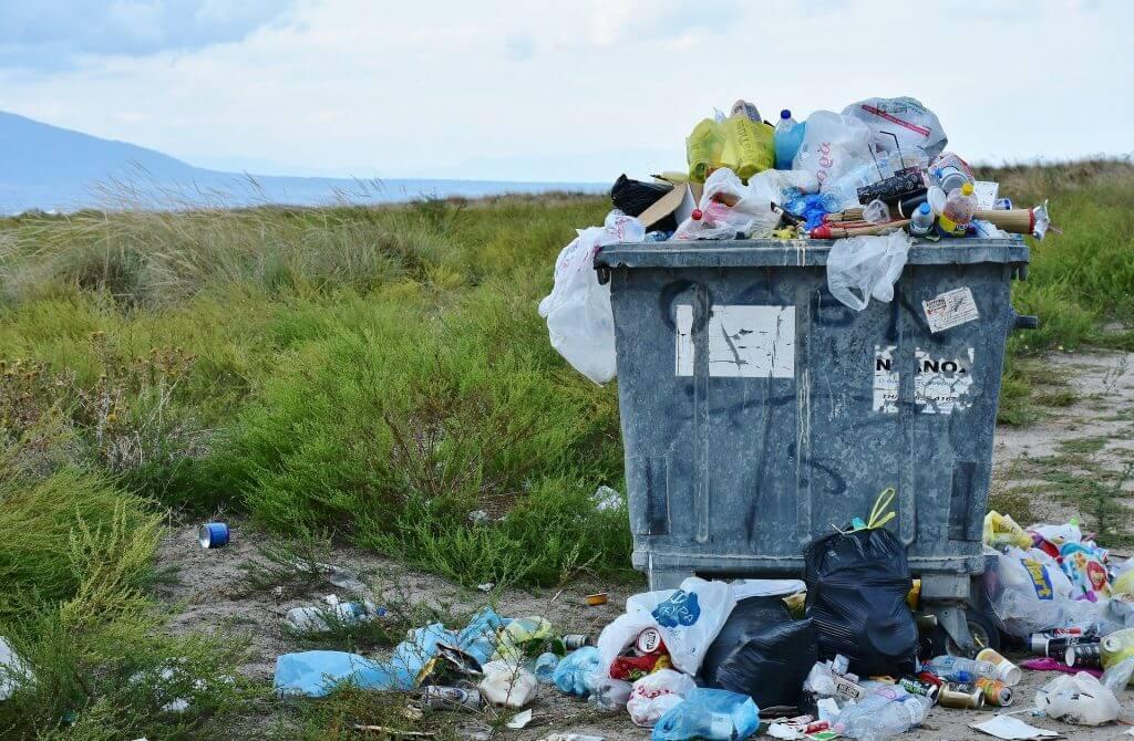 Bild von Müll