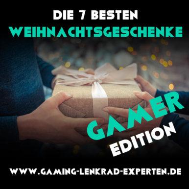 Die 7 besten Weihnachtsgeschenke 2020 – Gamer Edition