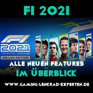 F1 2021: Alle neuen Features im Überblick
